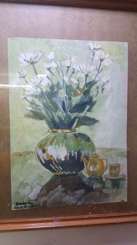 pastel paintings - viet nam