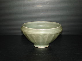 Rare Song dynasty longquan celadon conical washer