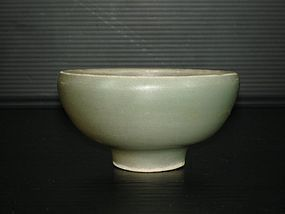 Rare Song dynasty longquan celadon cup