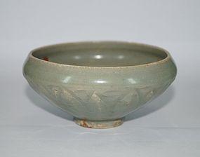 Yuan dynasty longquan celadon washer