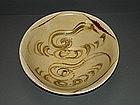 Tang Changsha big bowl (belitung shipwreck)
