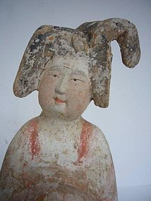 Tang Dynasty Fat Lady with TL-test