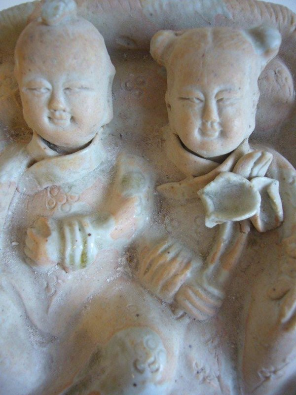 Extremely Rare Qingbai Sculpture