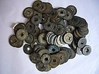 Collection of Antique Chinese Coins