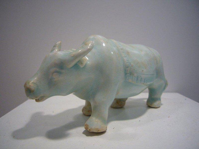 Rare Song Qingbai Ox