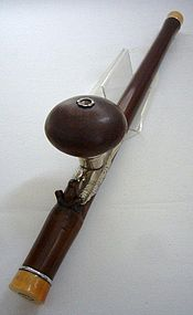Chinese Opium Pipe Late Qing