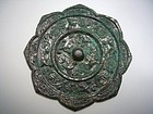 Tang Dynasty Bronze Mirror