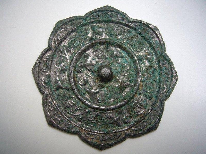 Tang Dynasty Bronze Mirror