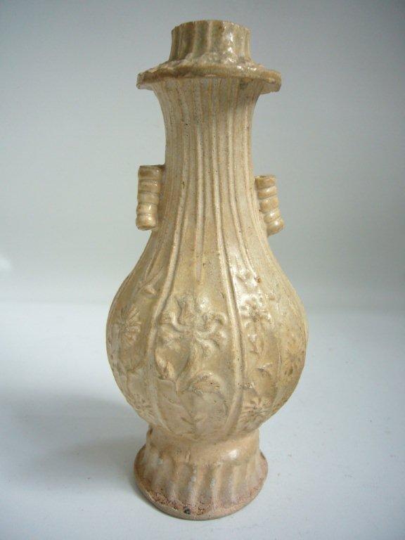 Yuan Dynasty Qingbai Vase