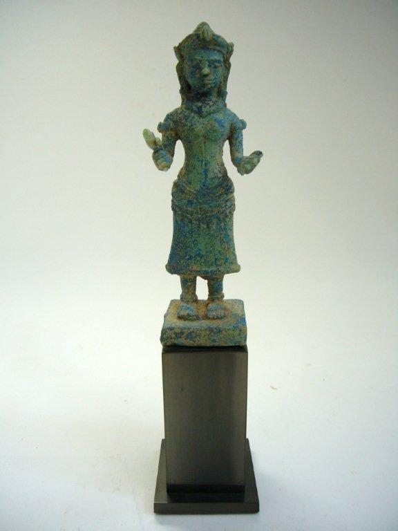 Khmer Angkor Wat Period Bronze Uma