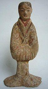 Han Dynasty Pottery Lady