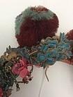 Late Qing Kingfisher Wedding Crown