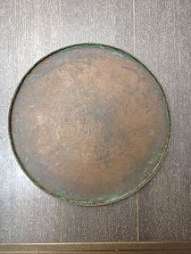 Indonesian ' Talam' or Offering Tray 10th Century