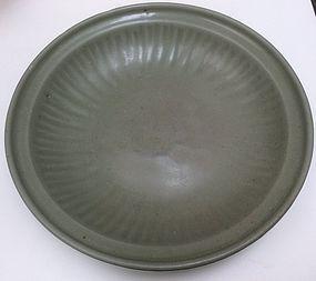 Yuan Dynasty Longquan Dish