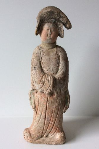 Fat Lady Tang Dynasty (618-907) with TL-report