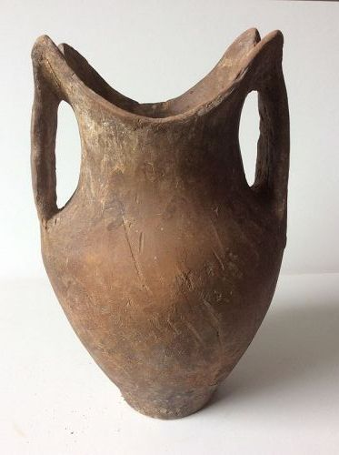 Chinese Neolithic Jar Siwa Culture (1400-1100BC)