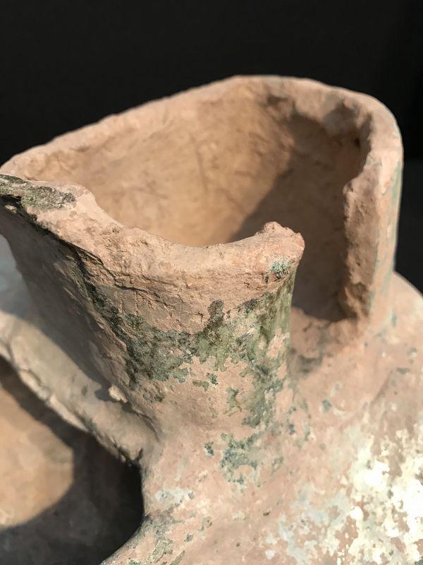 Han Dynasty Green Glazed Pig Sty