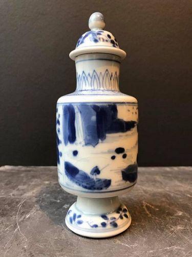Chinese Vung Tau Cargo Kangxi Vase Ca. 1690
