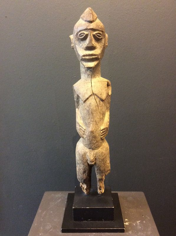 Lobi Ancestor Figure Burkina Fasso