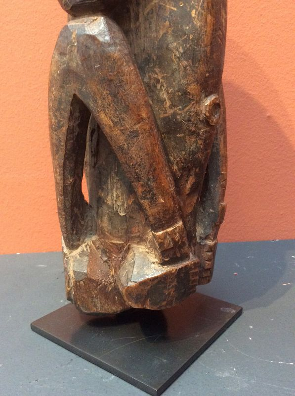 Iatmul Ancestor Papua New Guinea Early 20th Century