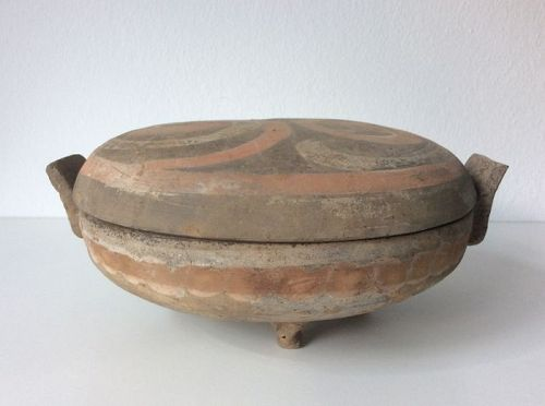 Han Dynasty Pottery Censer (206BC-220AD)