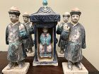 Glazed Pottery Funeral Procession Ming Dynasty TL-tested