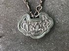Chinese Late Qing Silver Necklace