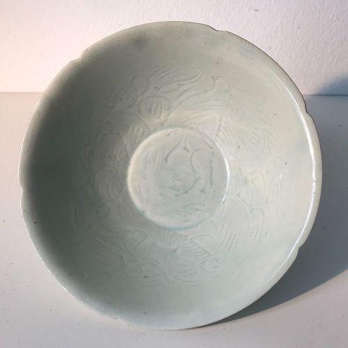 Chinese Song Qingbai Bowl 12th/13th Century