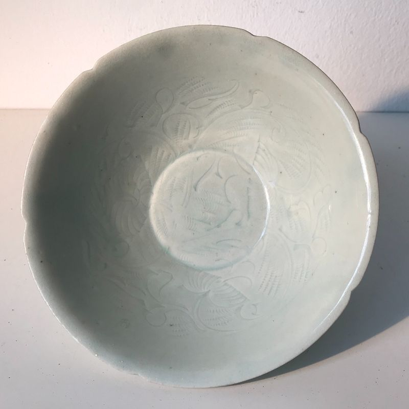 Chinese Song Qingbai Bowl 12th/13th Century