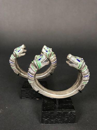 Himachal Pradesh Silver Bracelets