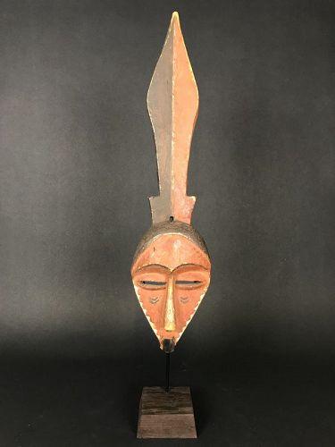 Giphogo Mask, Eastern Pende, Congo