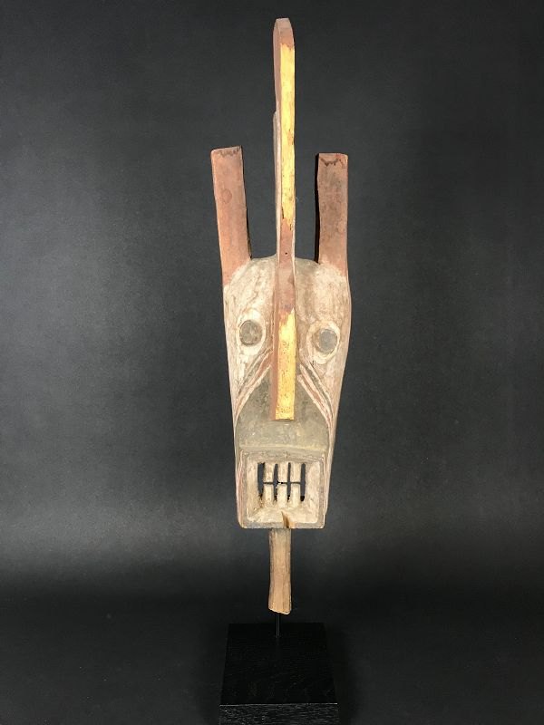 Mask, Bwa, Burkina Fasso, 1st half 20th Century