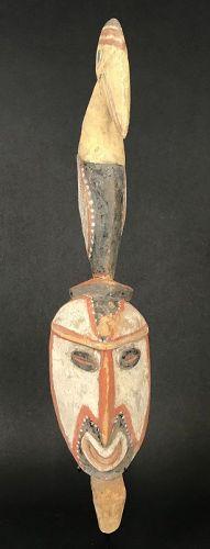 Yam Mask, Abelam, Papua New Guinea, ca. 1960�s.