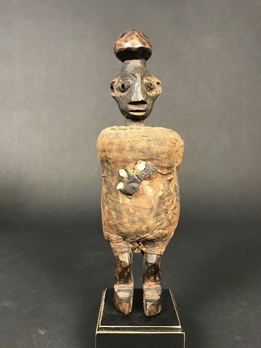 Fetish Figure, Suku/Yaka, Congo, Mid 20th Century.