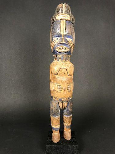 Female Figure Kuyu Congo
