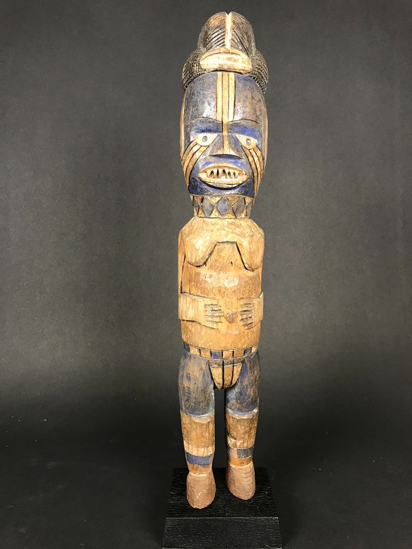 Female Figure Kuyu Congo