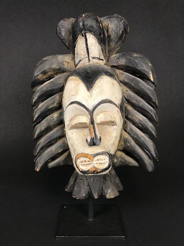 Mask Crest Igbo Nigeria
