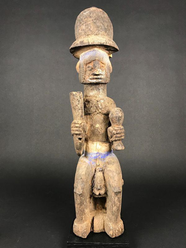 Ikenga figure Igbo Nigeria