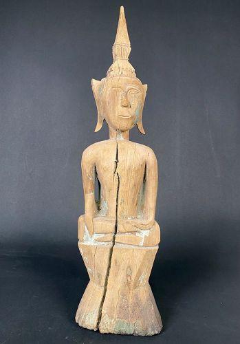 Laos Folk Buddha