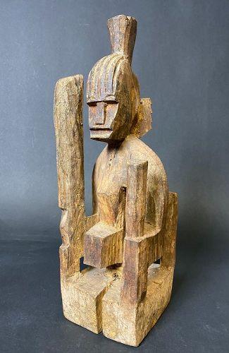Shrine Figure, Urhobo - Nigeria