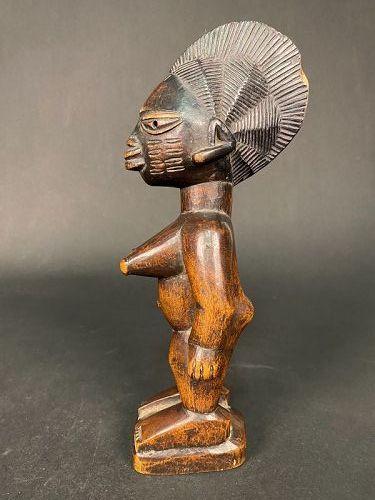Twin Figure �Ere Ibeji�, Yoruba - Nigeria.