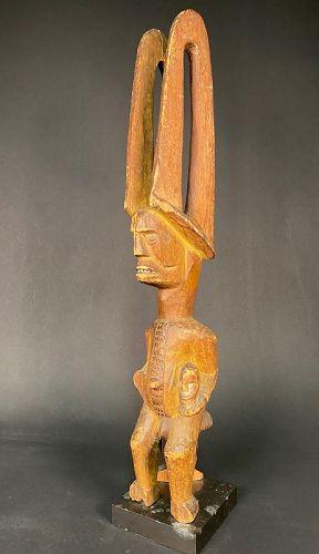 �Ikenga� Figure, Igbo - Nigeria