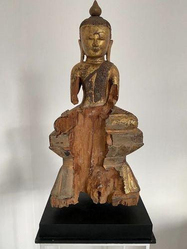 Buddha, Burma, 17th/18th Century