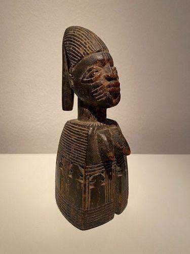 Eshu Divination Figure, Yoruba, Nigeria