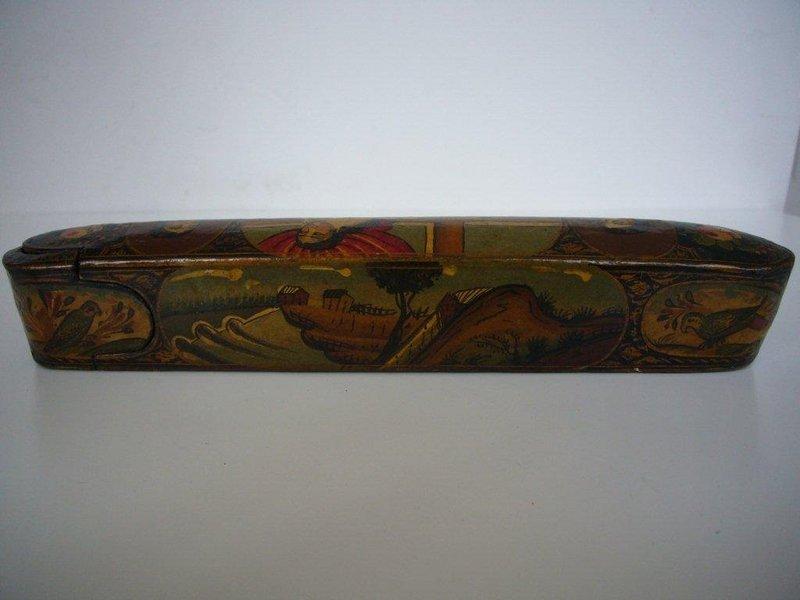 19th Century Persian Pen Box or Qalamdan