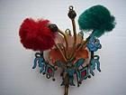Chinese Kingfisher Hairpin