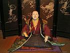 Rare and Fine Edo Period Musha Ningyo of Sen no Rikyu
