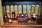19th C. Japanese Antique Living Room in Victorian Style