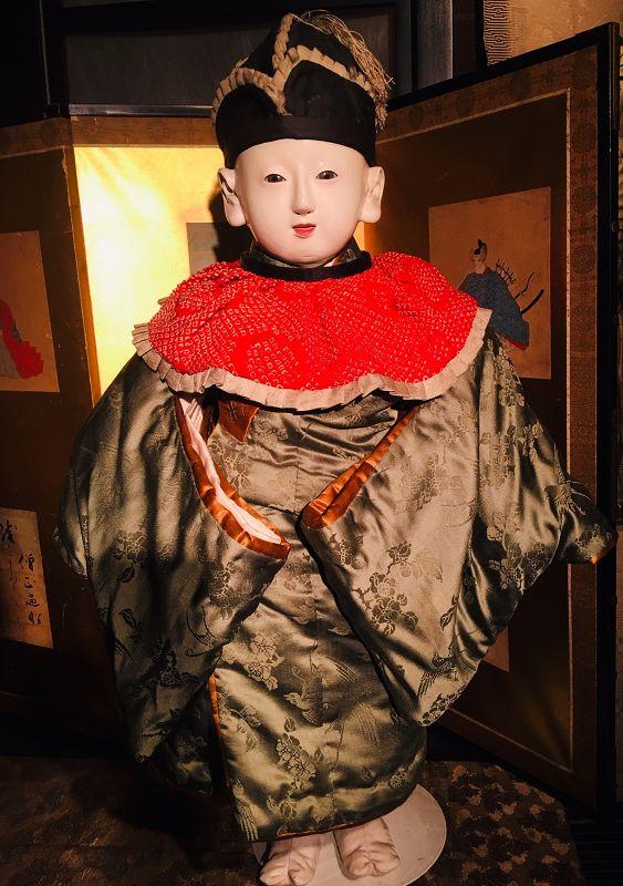 Meiji Period Daki Ningyo