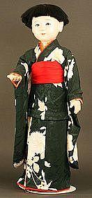 Japanese Ambassador Doll, Exceptionally High Quality